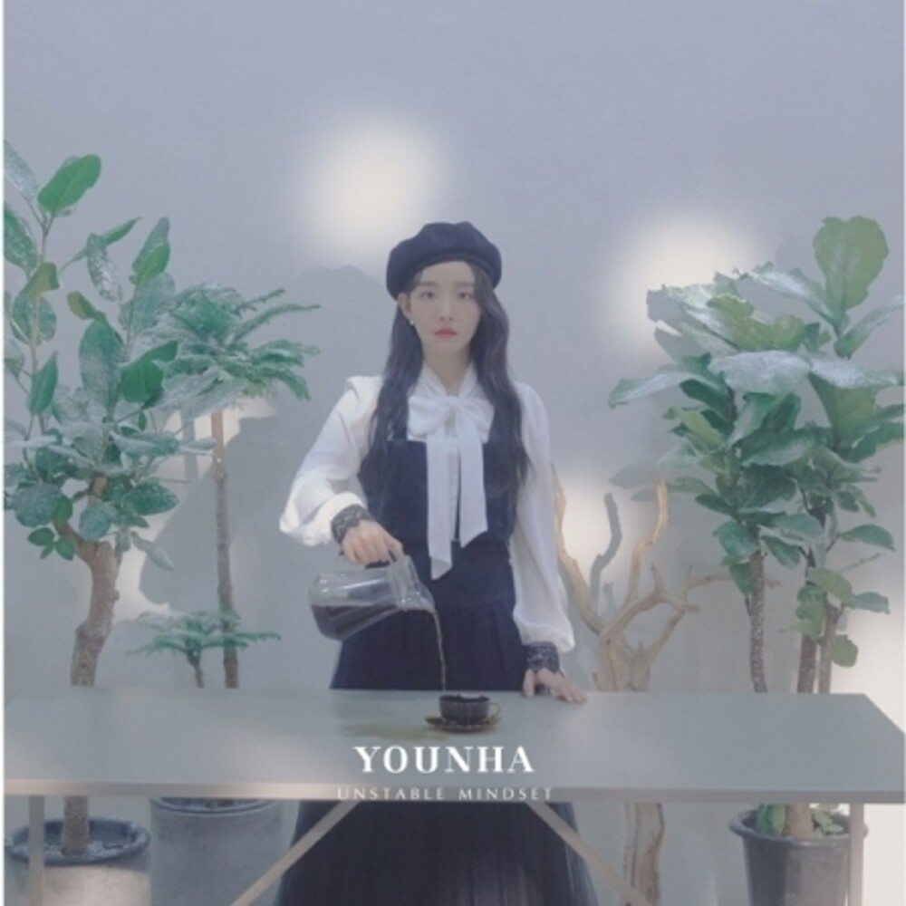 Younha - Unstable Mindset [With Booklet] (Asia)