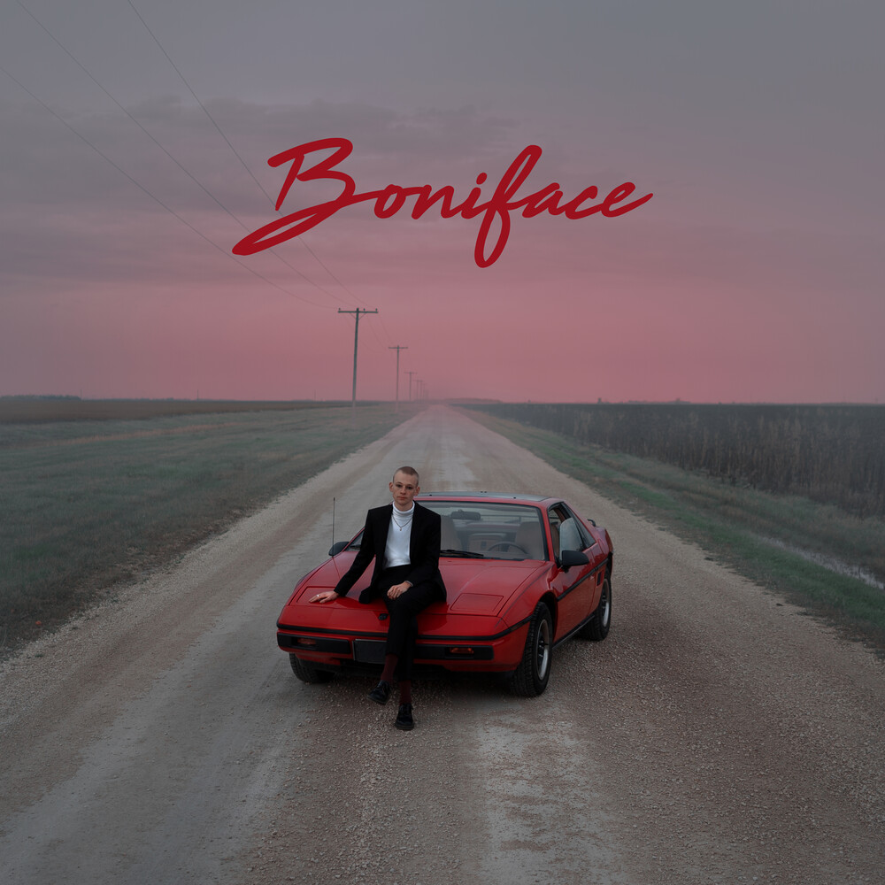 Boniface - Boniface [Red LP]