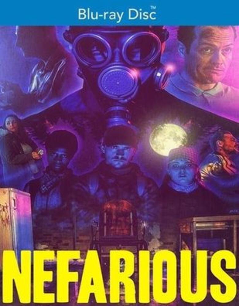 - Nefarious