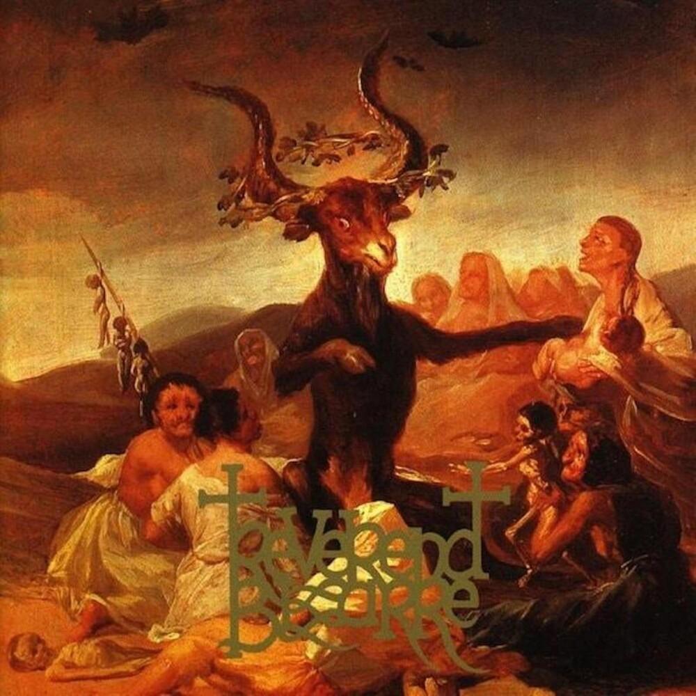 Reverend Bizarre - In The Rectory Of The Bizarre Reverend