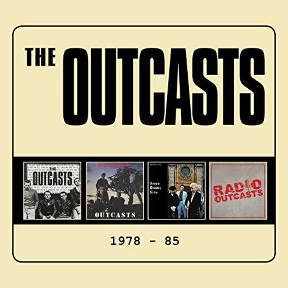 Outcasts - 1978-1985 (Uk)