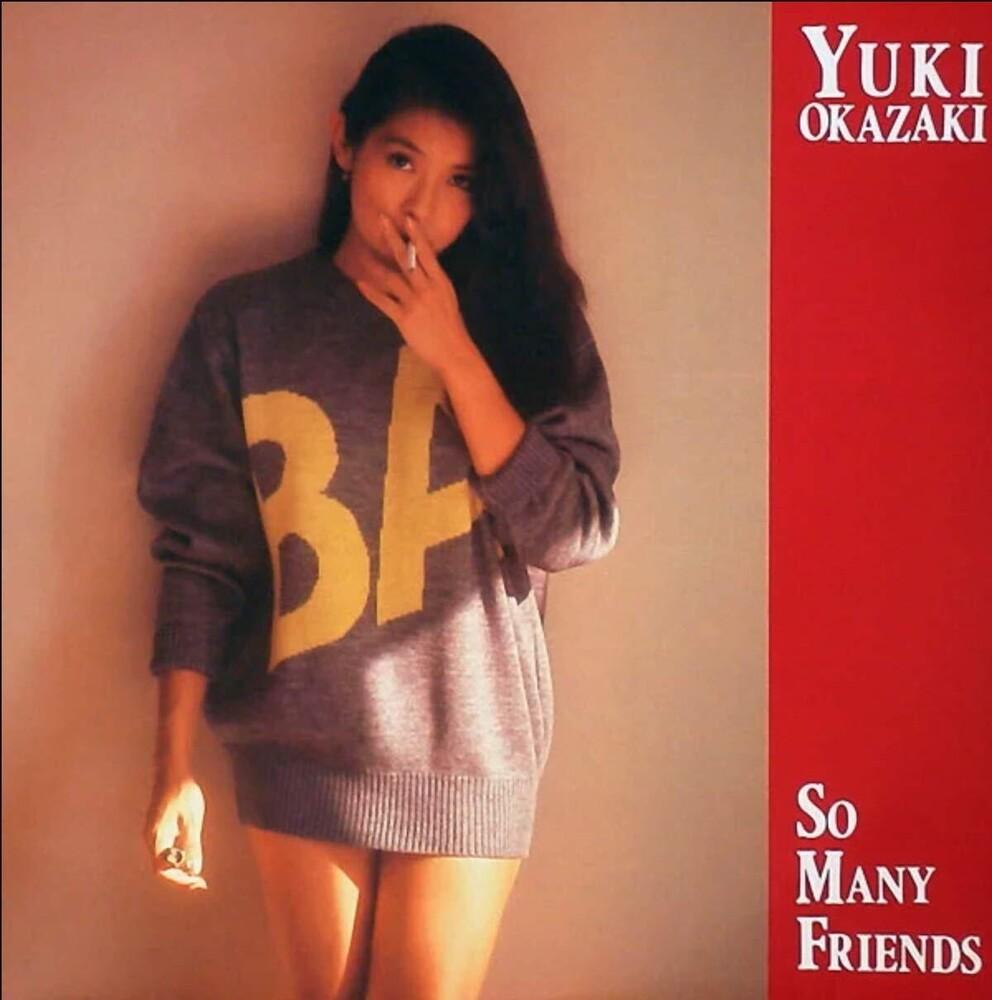 Yuki Okazaki - So Many Friends