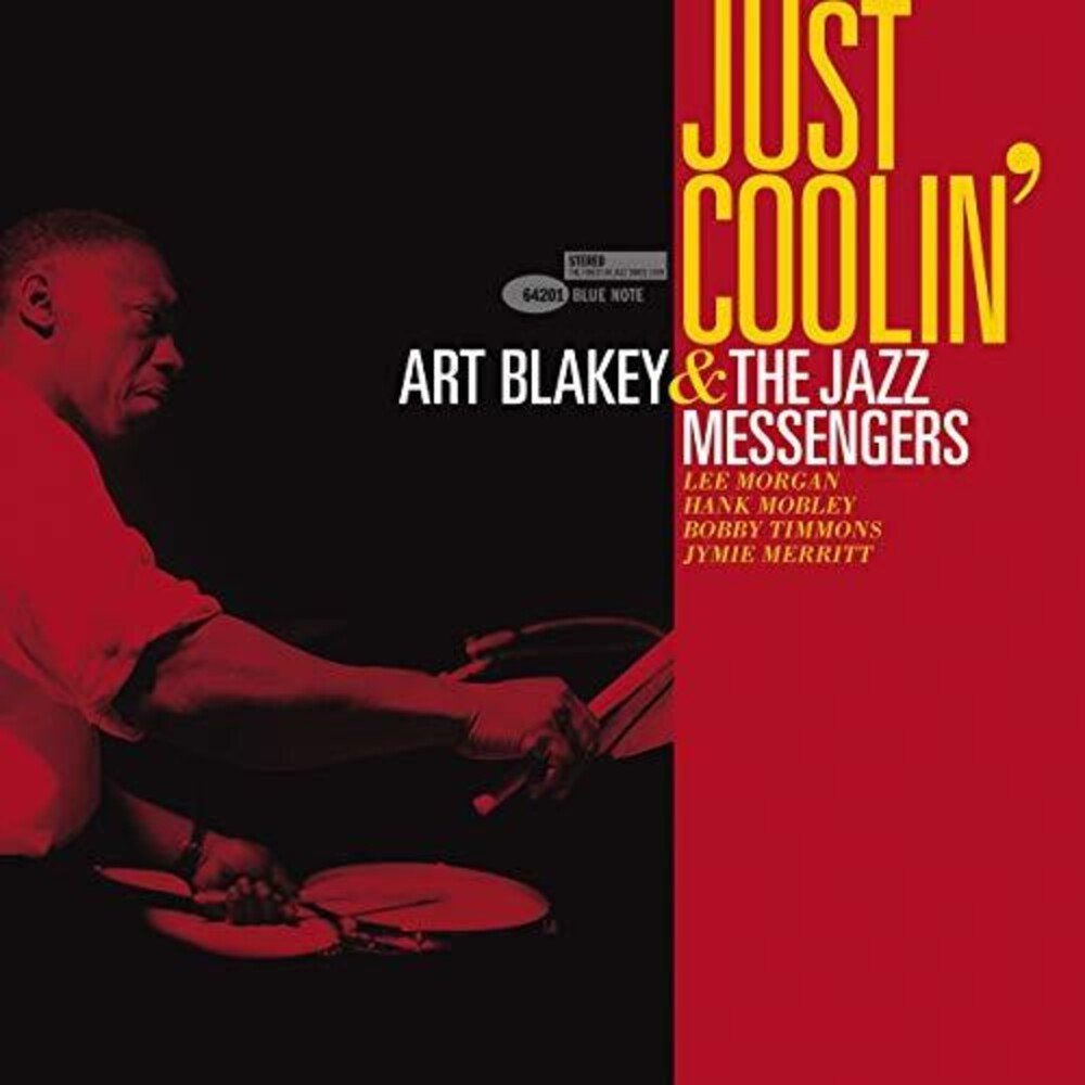 Art Blakey & The Jazz Messengers - Just Coolin' [LP]