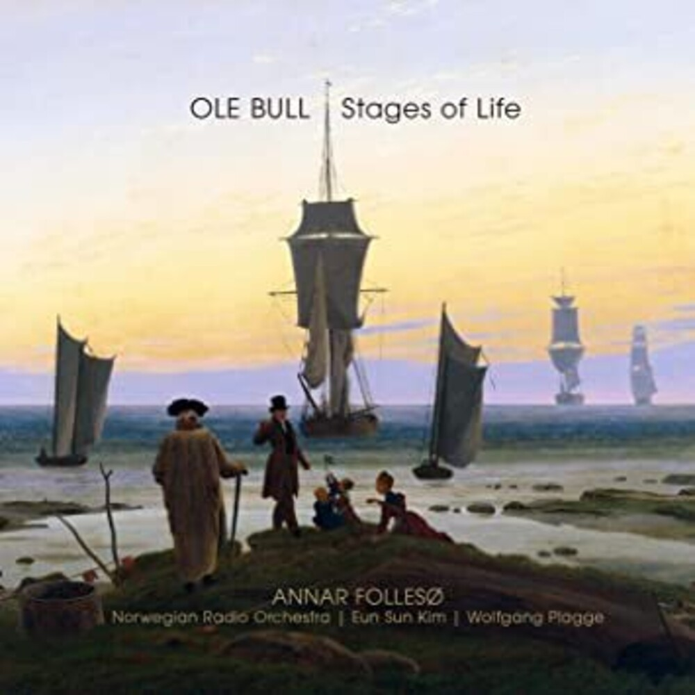 Norwegian Radio Orchestra - Stages Of Life (2pc) (W/Cd) / (2pk)