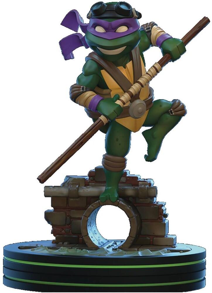 - Quantum Mechanix QMx - Teenage Mutant Ninja Turtles TMNT - Donatello Q-Fig
