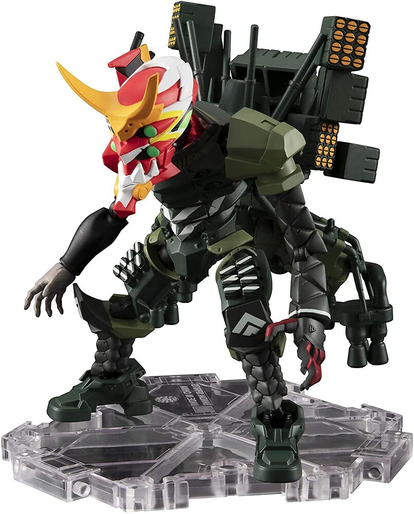 Tamashii Nations - Evangelion: 3.0+1.0 - [EVA UNIT] EVA 02, Bandai Tamashii NationsNXEDGE Style