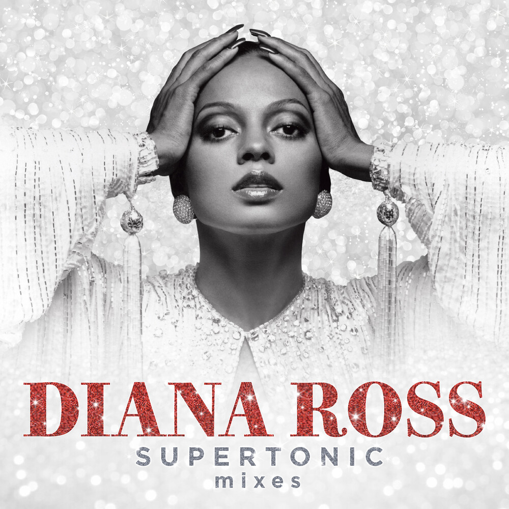 Diana Ross - Supertonic: Mixes
