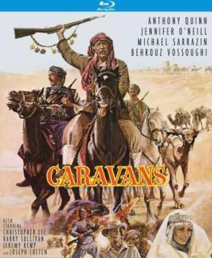 - Caravans