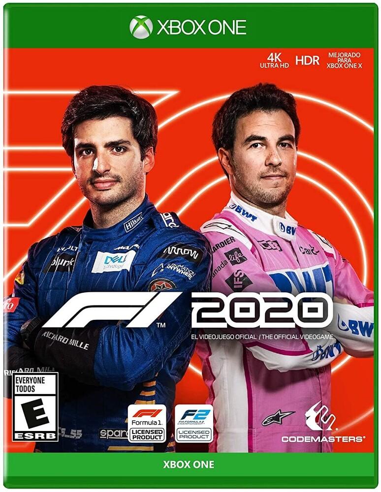 - F1 2020