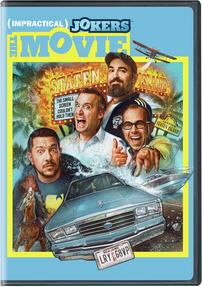 Impractical Jokers [TV Series] - Impractical Jokers: The Movie
