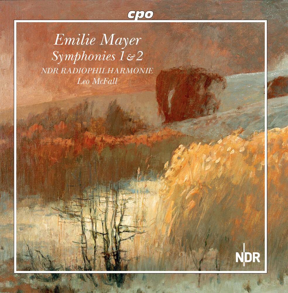 NDR Radiophilharmonie - Symphonies 1 & 2