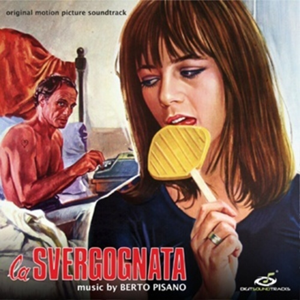 Berto Pisano - La Svergognata (Original Motion Picture Soundtrack)
