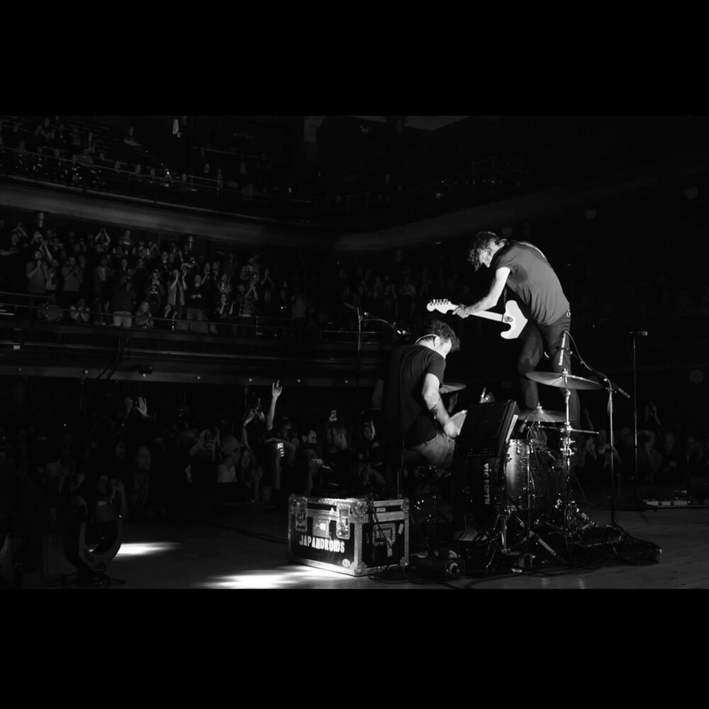 Japandroids - Massey Fucking Hall [Indie Exclusive Limited Edition Cherry Bomb LP]