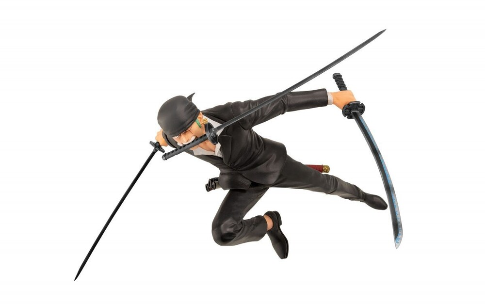 - One Piece: Zoro (Treasure Cruise) - Bandai Ichiban Figure