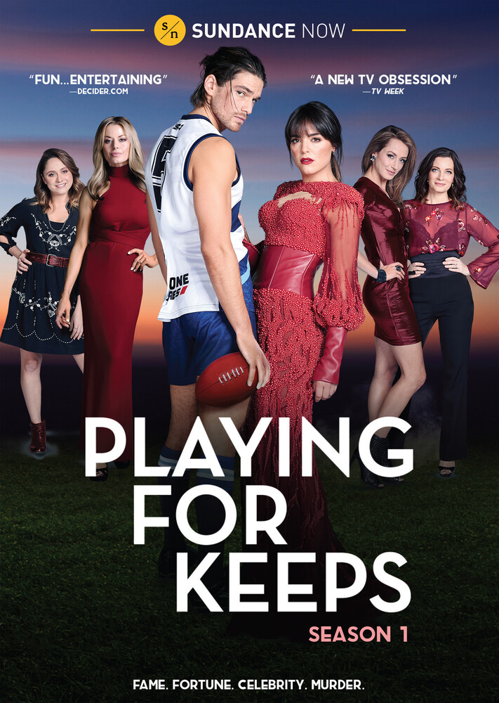 Playing for Keeps: Season 1 - Playing For Keeps: Season 1 (2pc)