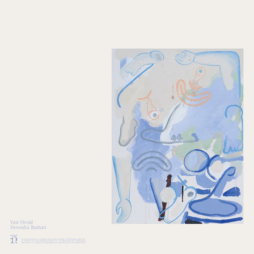 Devendra Banhart - Vast Ovoid (Ep) (Ltd)