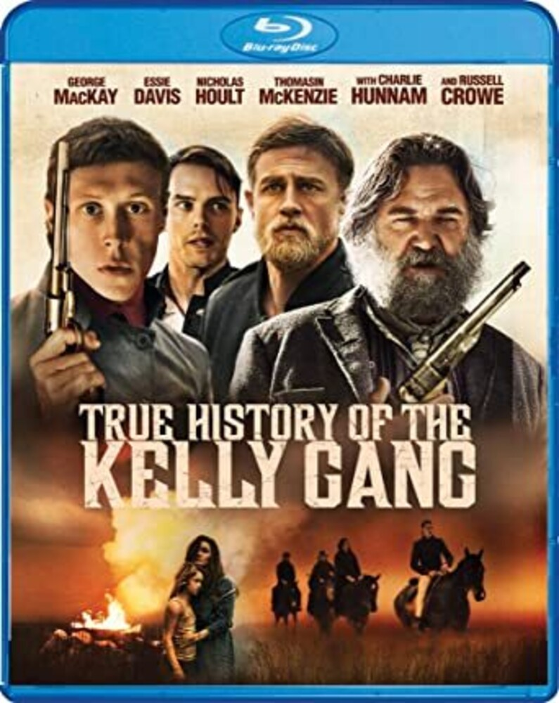 True History of the Kelly Gang [Movie] - True History of the Kelly Gang