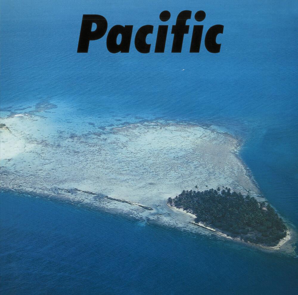 Haruomi Hosono / Suzuki,Shigeru - Pacific (Blue) (Post)