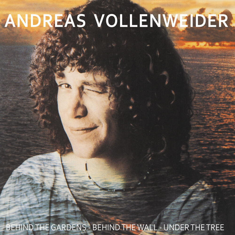 Andreas Vollenweider - Behind The Gardens - Behind The Wall - Under