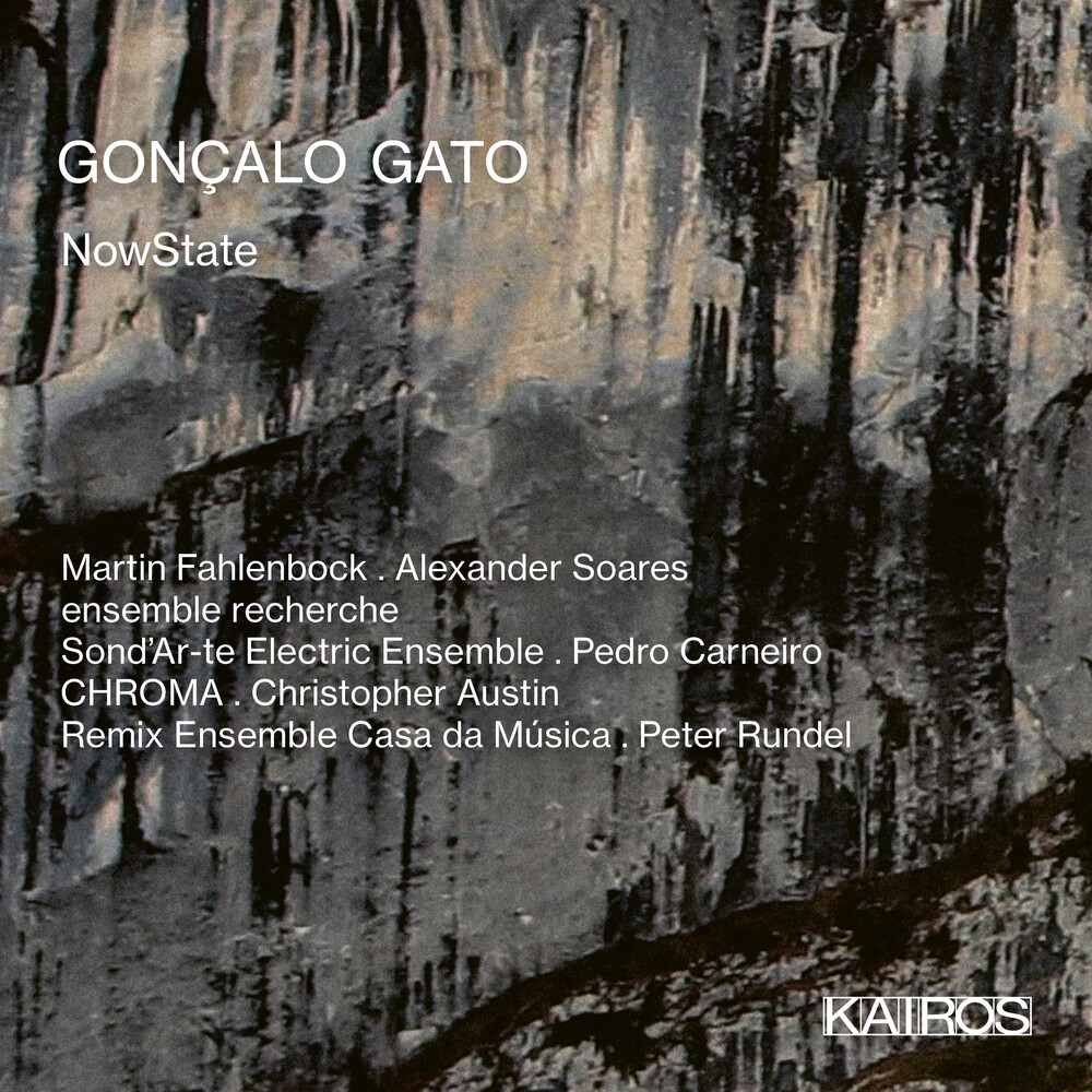 Goncalo Gato Nowstate / Various - Goncalo Gato: Nowstate (Various Artists)