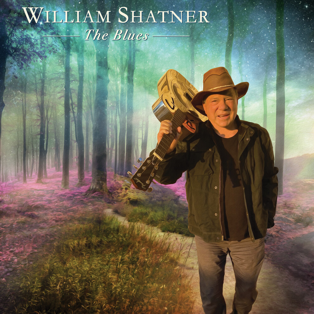William Shatner - The Blues [Limited Edition Color LP]