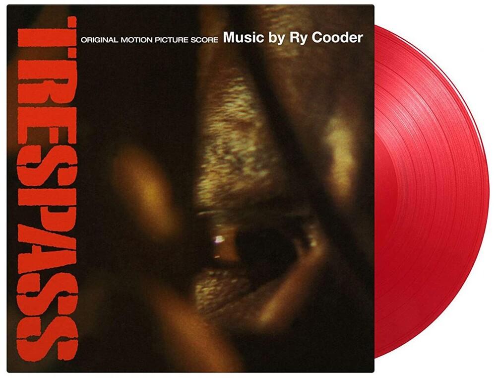 Ry Cooder Colv Ltd Ogv Red Hol - Trespass / O.S.T. (Colv) (Ltd) (Ogv) (Red) (Hol)