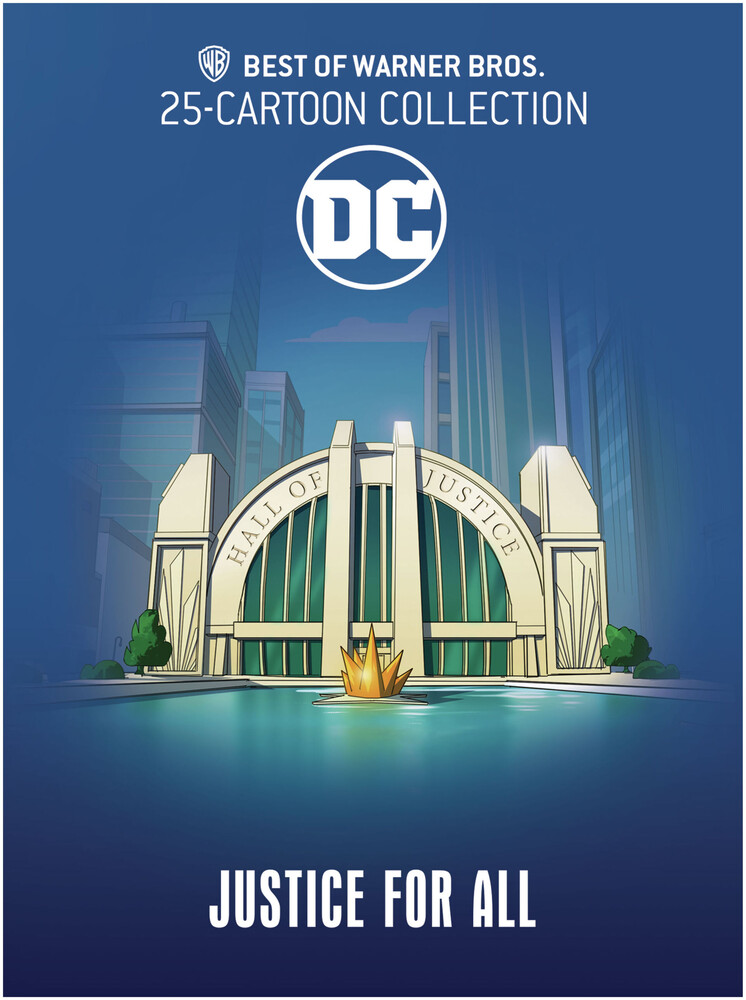 - Best of Warner Bros.: 25 Cartoon Collection: DC Comics