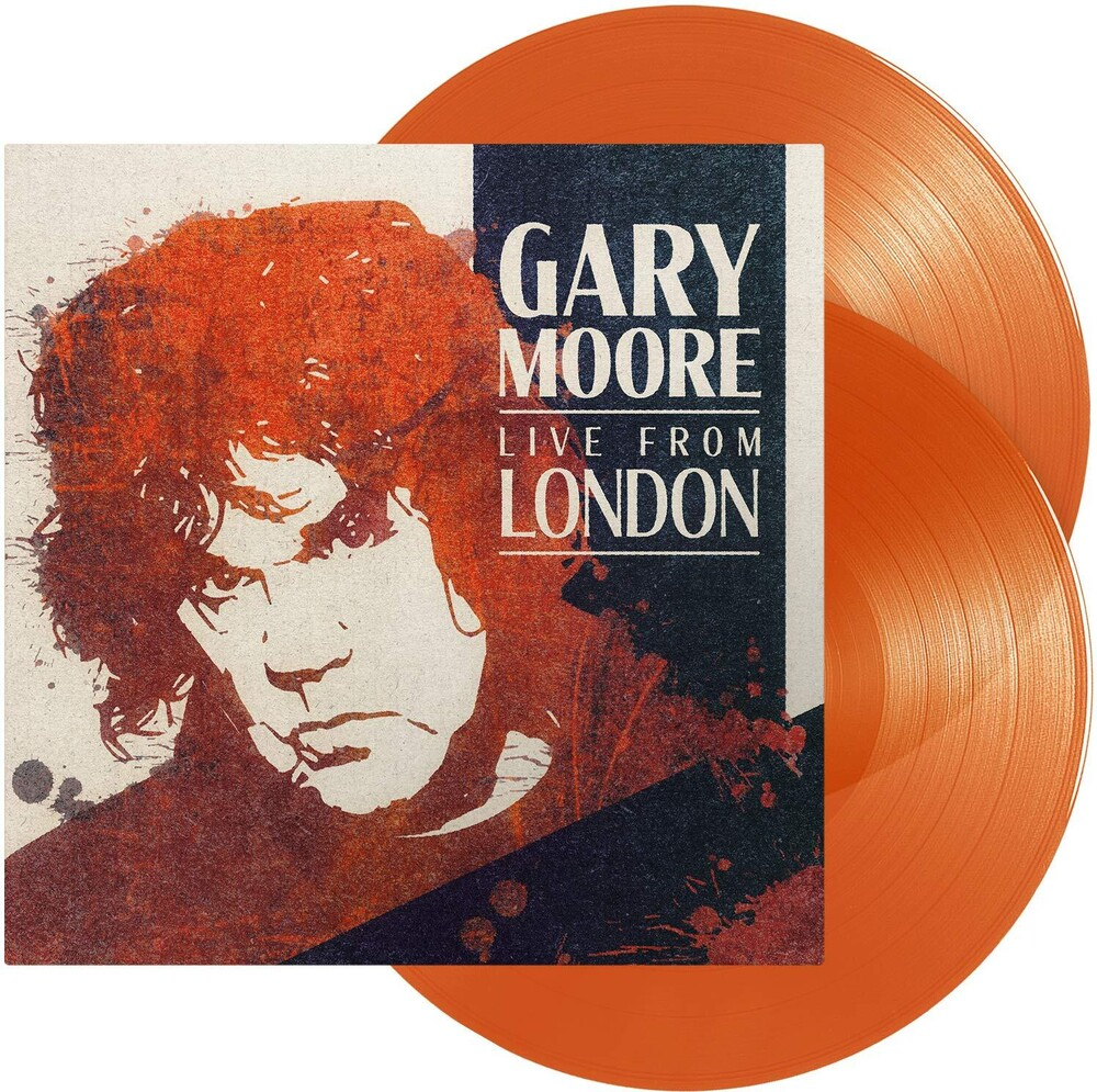 Gary Moore - Live From London [Orange 2LP]