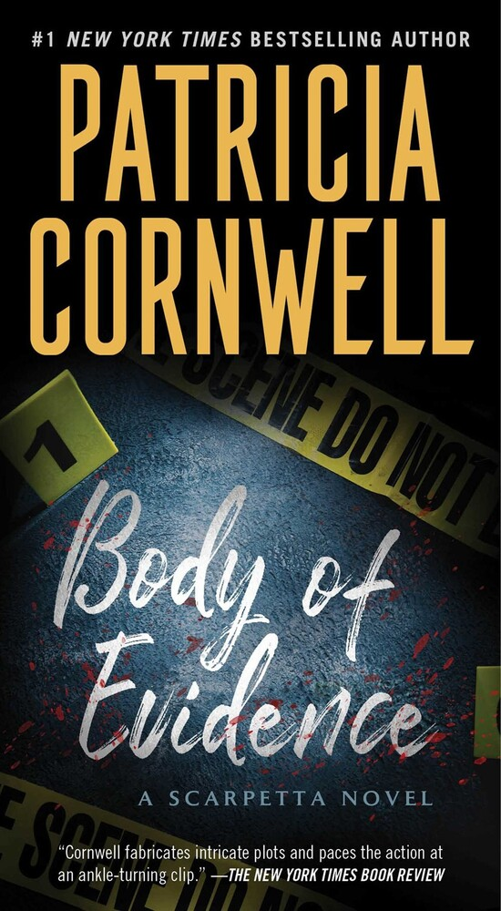 Cornwell, Patricia - Body of Evidence