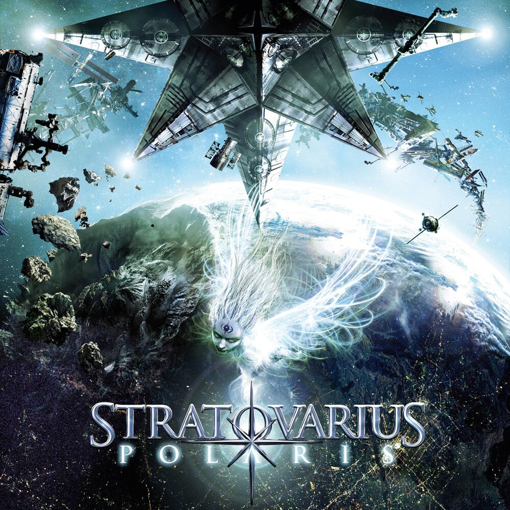Stratovarius - Polaris [Clear Vinyl] [Limited Edition]