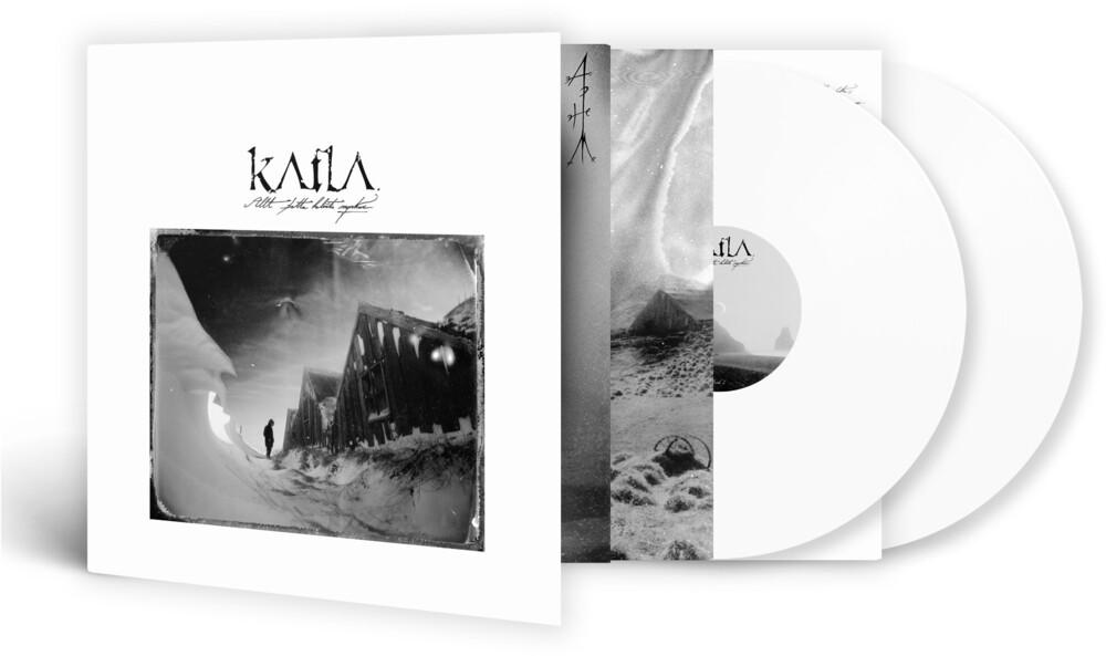 Katla - Allt Thetta Helvitis Myrkur (White Vinyl) [180 Gram]