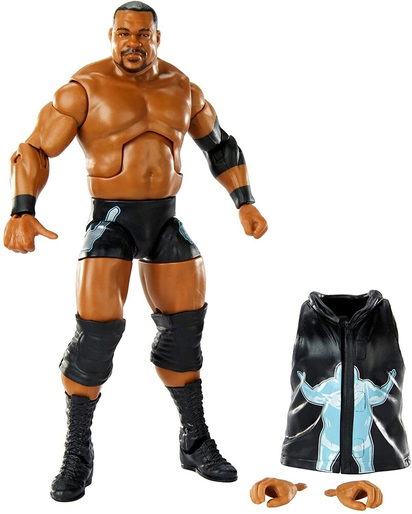 WWE - Mattel Collectible - WWE Elite Figure Keith Lee