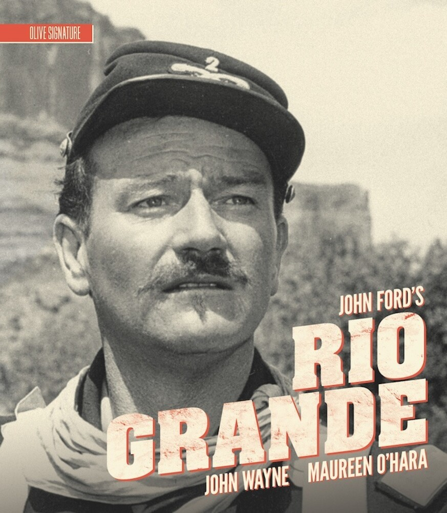 Claude Jarman, Jr. - Rio Grande (Olive Signature)