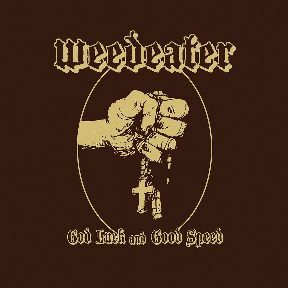 Weedeater - God Luck And Good Speed [Colored Vinyl] [Clear Vinyl] (Gate) [Limited Edition]