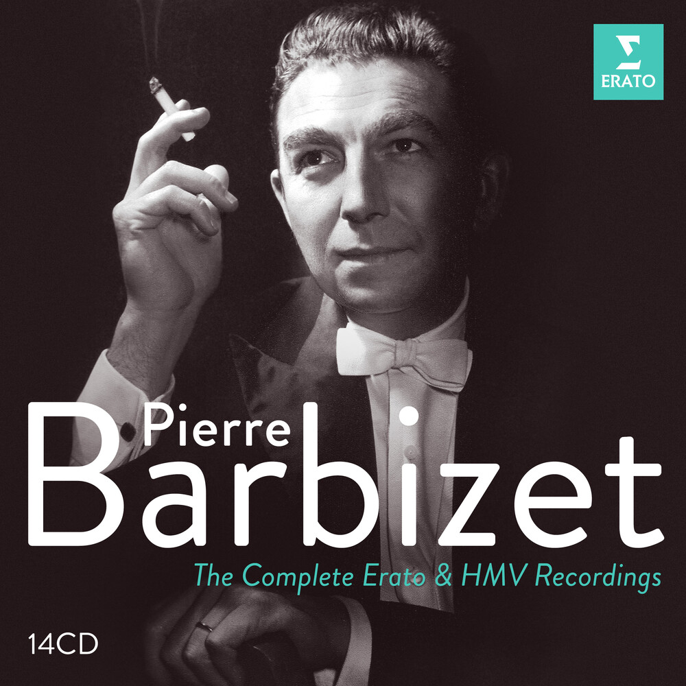 Pierre Barbizet - Complete Erato Recordings (Box)