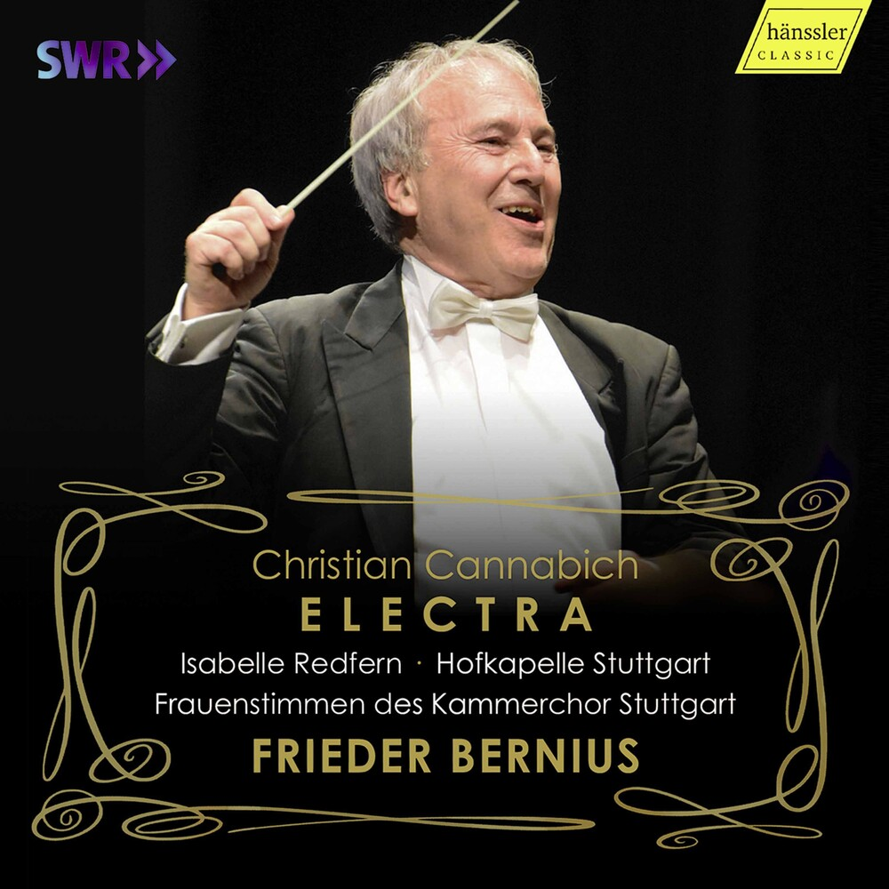Cannabich / Redfern / Frieder Bernius - Electra