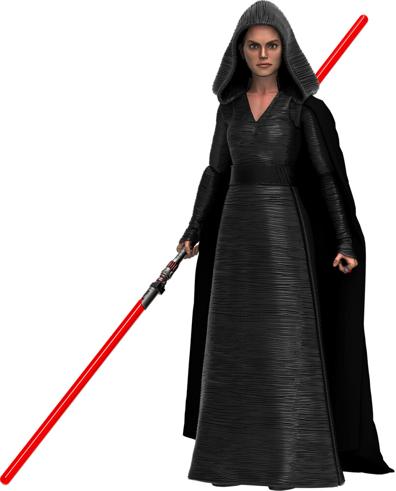 SW Bl E9 Salem - Hasbro Collectibles - Star Wars Black Series Rey (Dark Side Version)