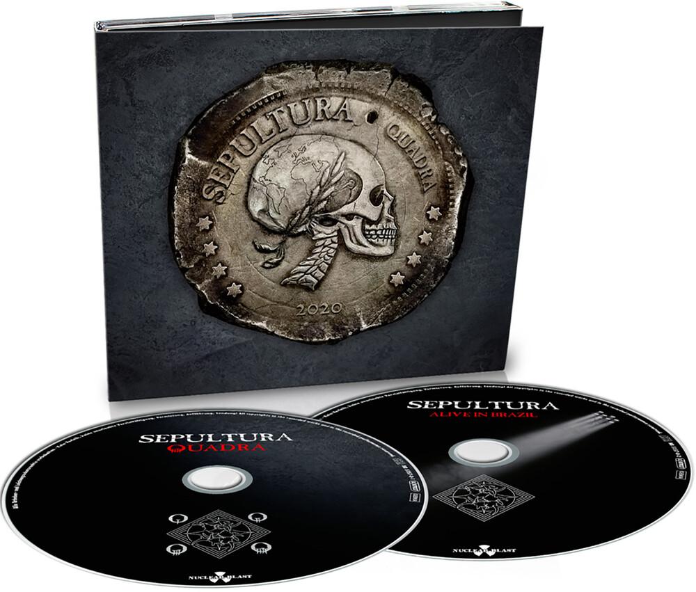 Sepultura - Quadra [2CD]
