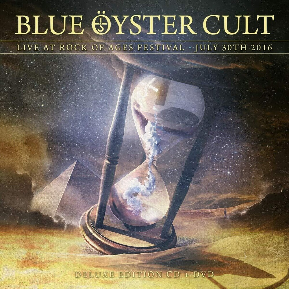 Blue Oyster Cult - Ive At Rock Of Ages Festival 2016 [2CD]