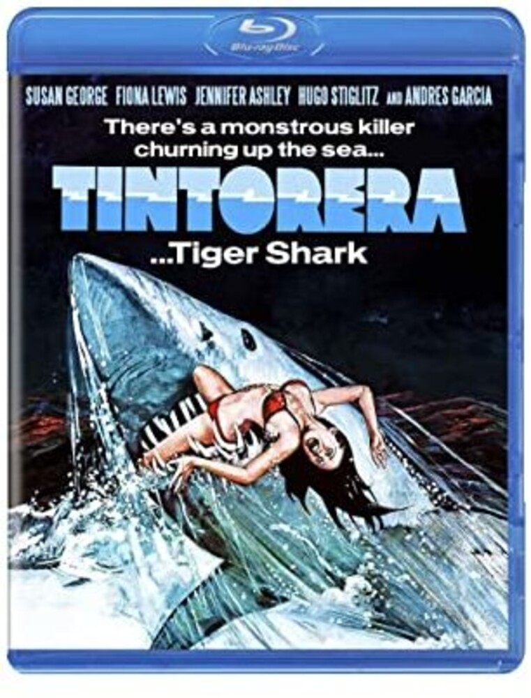 Tintorera Tiger Shark (1977) - Tintorera...Tiger Shark (aka Tintorera...Killer Shark)