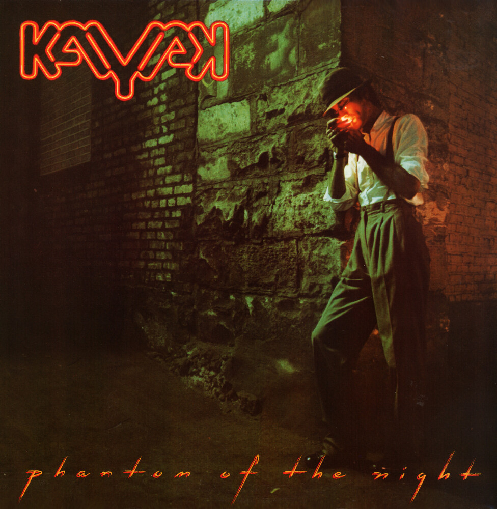 Kayak - Phantom Of The Night