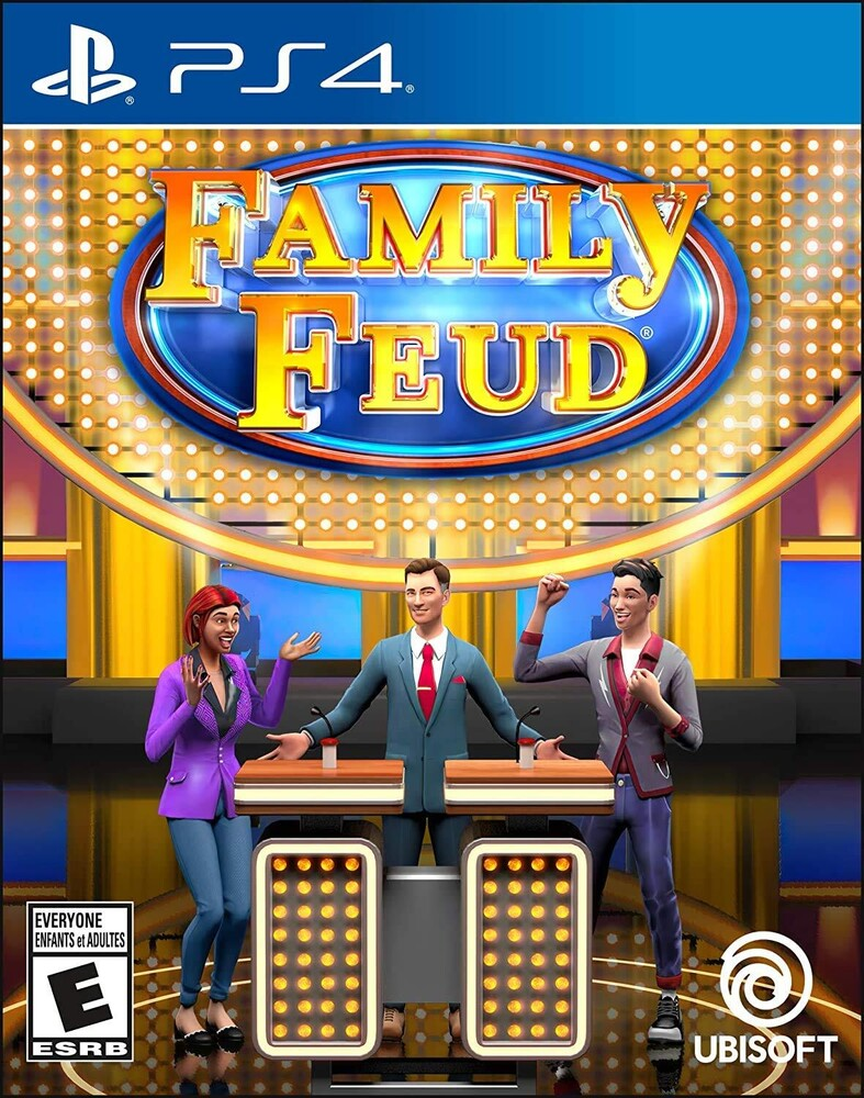 Ps4 Family Feud - Family Feud for PlayStation 4