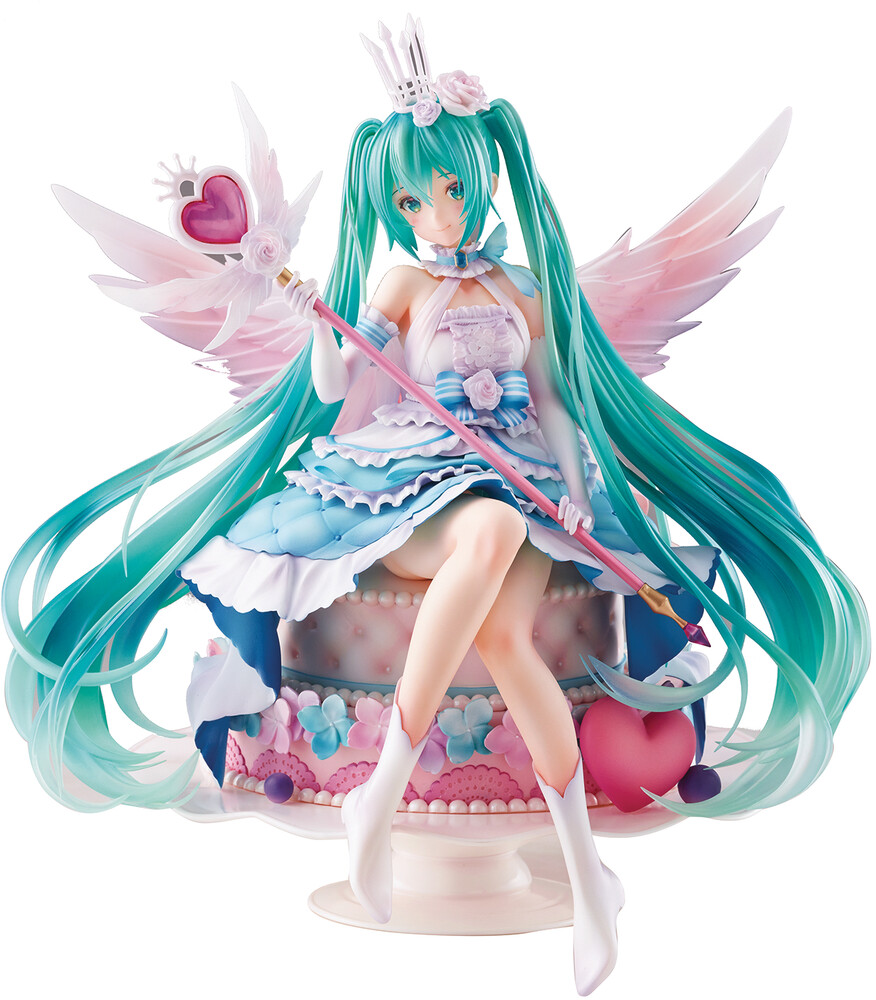 Taito - Taito - Hatsune Miku - Spiritale Hatsune Miku Birthday 2020 SweetAngel Version by Taito 1/7 scale figure