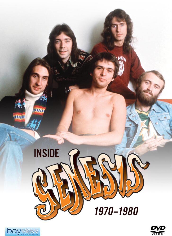 Genesis: Inside Genesis 1970-1980 - Genesis: Inside Genesis 1970-1980