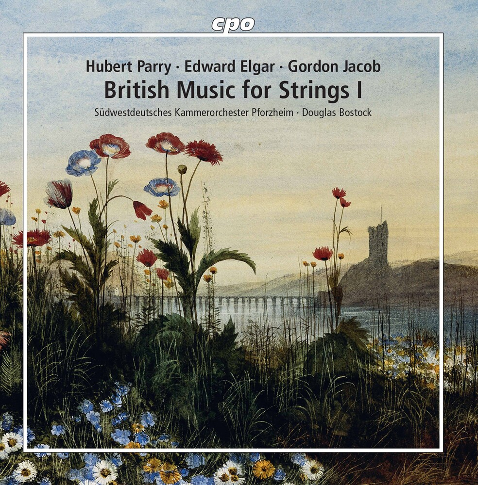 Südwestdeutsches Kammerorchester Pforzheim - British Music For Strings 1