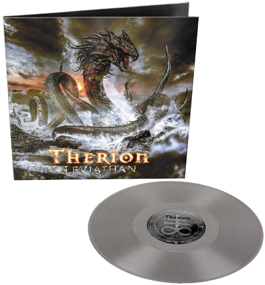Therion - Leviathan (Silver Vinyl) [Limited Edition] (Slv)