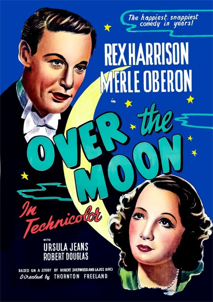 Over the Moon - Over the Moon