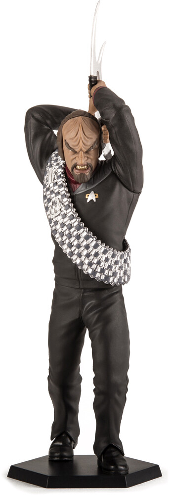 Star Trek: Deep Space Nine Worf Mini Master - Quantum Mechanix - Star Trek: Deep Space Nine Worf Mini Master