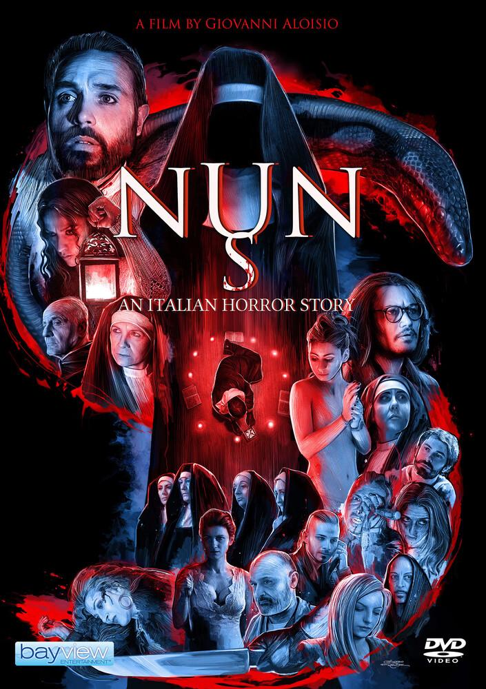 Nuns-an Italian Horror Story - Nuns-an Italian Horror Story