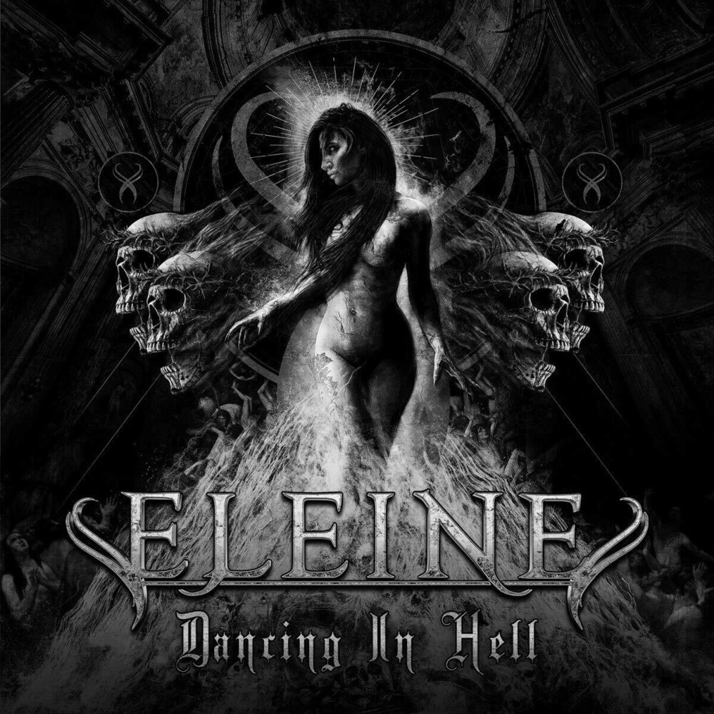 Eleine - Dancing In Hell [Blood Red LP]
